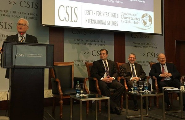 START Team Presents Research Findings at CSIS