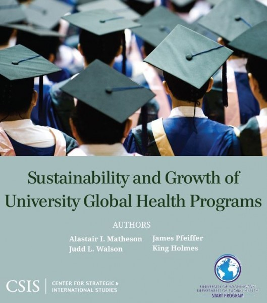 Sustainability and Growth of University Global Health Programs