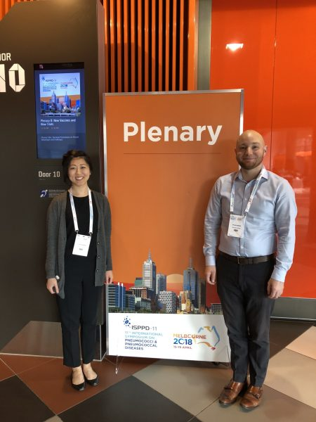 START Research Assistants travel to Australia to Gather IPD Serotype Data & Attend ISPPD