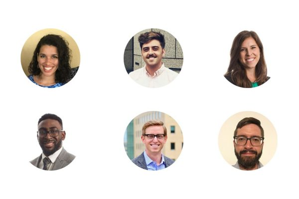 MEET THE NEW START RESEARCH ASSISTANTS