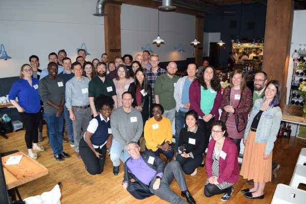 PAST, PRESENT, AND FUTURE STARTERS FORM CONNECTIONS AT THE 4TH ANNUAL ALUMNI EVENT