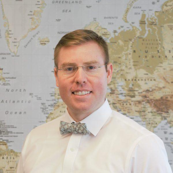 Faculty Spotlight: Barclay Stewart