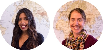 ALUMNI SPOTLIGHT: MEET THE TWO RESEARCH ASSISTANTS GRADUATING FROM START'S TRAINING PROGRAM THIS SUMMER