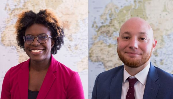 START Research Assistants Awarded DGH Travel Fellowships
