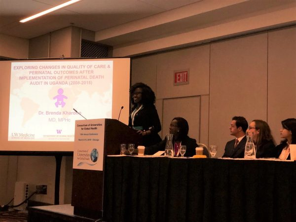 START Team Members Present at Global Health Conference